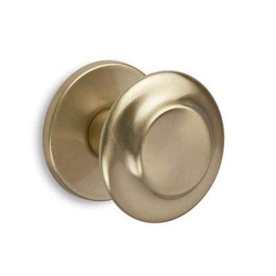 Μπουλ Εξώπορτας Convex 233/72 χρυσό/ χρύσο ματ