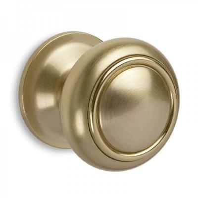 Μπουλ Εξώπορτας Convex 707/80 χρυσό/ χρυσό ματ