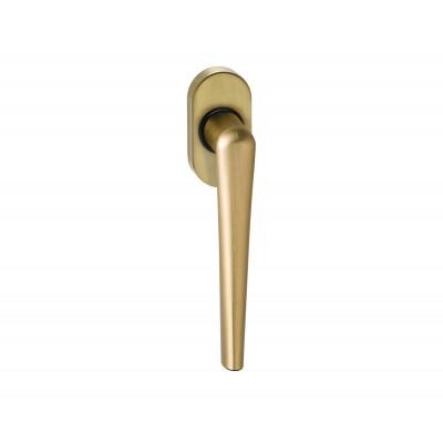Πόμολο παραθύρου Viometale 08.831 χρυσό/χρυσό ματ