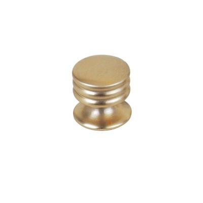 Πομολάκι επίπλων Viometale 01.111 χρυσό ματ