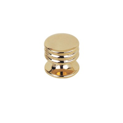 Πομολάκι επίπλων Viometale 01.111 χρυσό γυαλιστερό