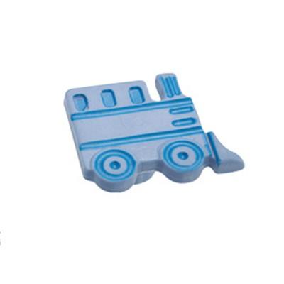 Πομολάκι επίπλων Viometale 01.131 τρένο γαλάζιο