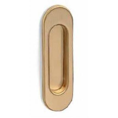 Χούφτα πόρτας Convex C165 χρυσό ματ