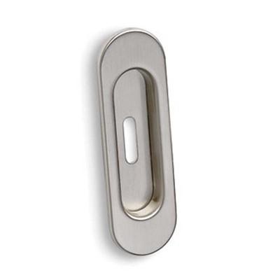 Χούφτα πόρτας Convex 165 νίκελ ματ