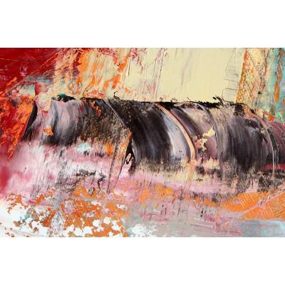 Ταπετσαρία Αφηρημένη Τέχνη - Art 29 Κύμα απο χρώματα