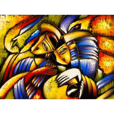 Ταπετσαρία Αφηρημένη Τέχνη - Art 15 Αφηρημένες έννοιες