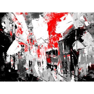 Ταπετσαρία Αφηρημένη Τέχνη - Art 18