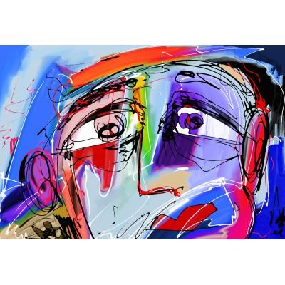 Ταπετσαρία Απομιμήσεις Υλικών - Γκράφιτι 8