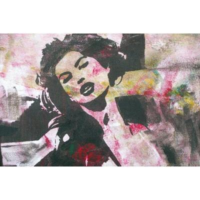 Ταπετσαρία Απομιμήσεις Υλικών - Γκράφιτι 45
