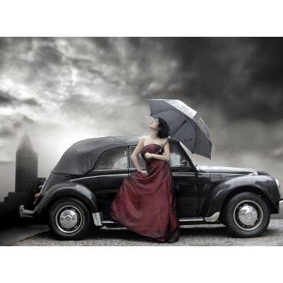 Ταπετσαρία Αυτοκίνητα - Μηχανές 19 Γυναίκα και αυτοκίνητο