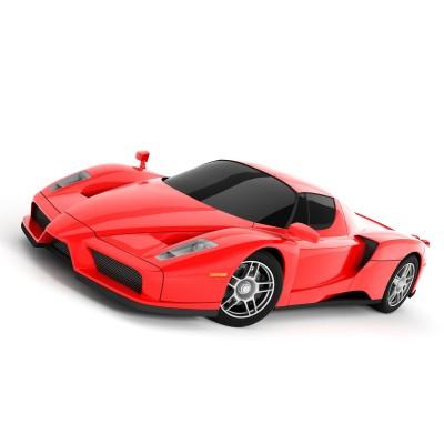Ταπετσαρία Αυτοκίνητα - Μηχανές 25 Κόκκινη Φερράρι