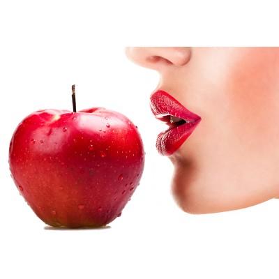 Ταπετσαρία Comics - Πρόσωπα 20 Γυναίκα με το μήλο