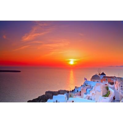 Ταπετσαρία Ελλάδα - Τουρισμός 2  Σαντορίνη