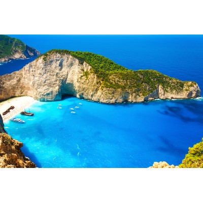 Ταπετσαρία Ελλάδα - Τουρισμός 21 Ζάκυνθος- Ναυάγιο