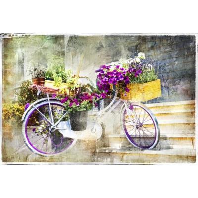 Ρόλερ - Ρολοκουρτίνα Σχέδιο Φύση - Λουλούδια - Floral 93