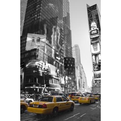 Ταπετσαρία Πόλεις - Αξιοθέατα 12 Ταξί στη Νέα Υόρκη