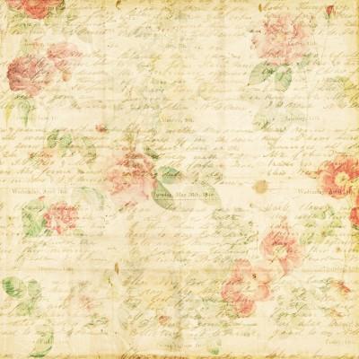 Ρόλερ - Ρολοκουρτίνα Σχέδιο Vintage - Μουσική 98