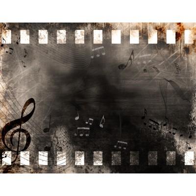 Ταπετσαρία Vintage - Μουσική 32