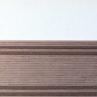 Διπλό ρόλερ Zebra ZP 52 Μπεζ/Χρυσό