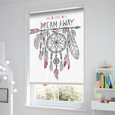 Ρόλερ - Ρολοκουρτίνα Σχέδιο Παιδικό - Εφηβικό 308 Ονειροπαγίδα