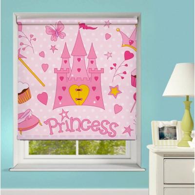 Ρόλερ Μερικής Συσκότισης XN0040 Κάστρο της Πριγκίπισσας Princess