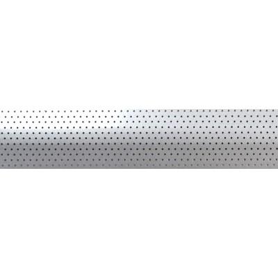 Στόρι Αλουμινίου Διάτρητο Νίκελ 16mm 10167