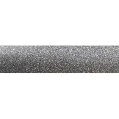 Στόρι Αλουμινίου 16mm Μονόχρωμο Νίκελ Σαγρέ 48