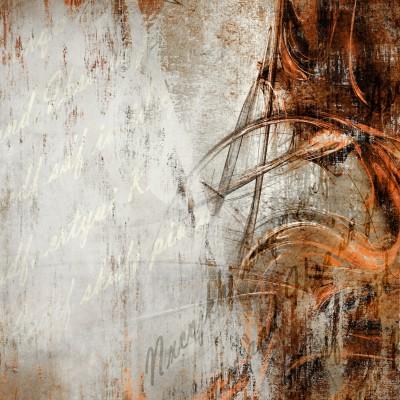 Ρόλερ Μερικής Συσκότισης AB00301 Σχέδιο Abstract