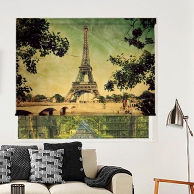 Ρόλερ Μερικής Συσκότισης CI0009 Πόλη-Παρίσι Πύργος του Άϊφελ