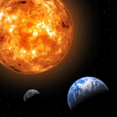 Ρόλερ Μερικής Συσκότισης XN0050 Πλανήτες