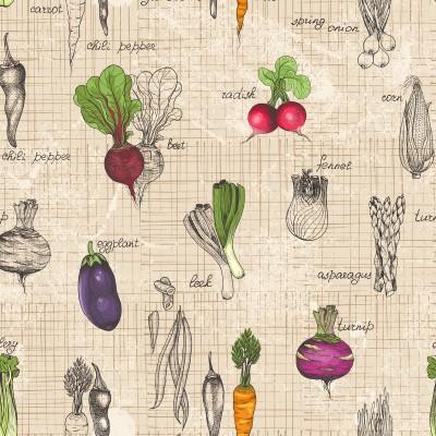 Ρόλερ Μερικής Συσκότισης K43 Kitchen-Κουζίνα Λαχανικά