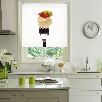 Ρόλερ Ολικής Συσκότισης/Blackout K28 Kitchen-Κουζίνα Μακαρόνια