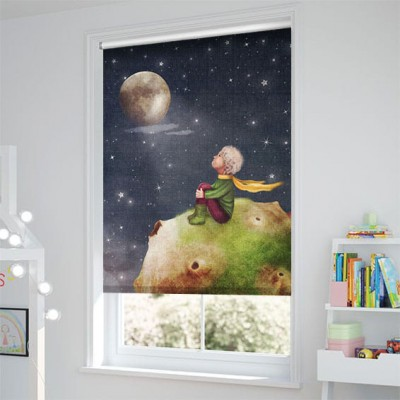 Ρόλερ - Ρολοκουρτίνα Σχέδιο Παιδικό - Εφηβικό191 Μικρός Πρίγκηπας