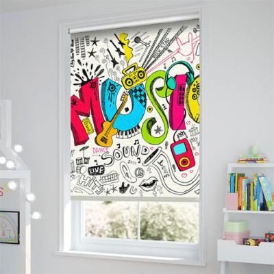 Ρόλερ - Ρολοκουρτίνα Σχέδιο Παιδικό - Εφηβικό125