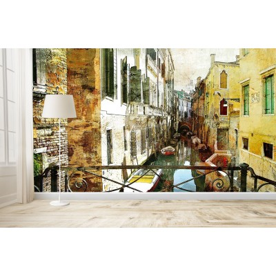 Ταπετσαρία Πόλεις - Αξιοθέατα 11 Βενετία